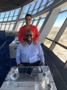 A Black Male Therapist and Wife